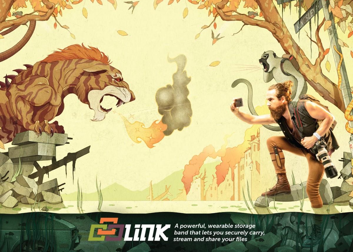Link - Link X Chris  B. Murray x Rick Nunn Photographed by Rick Nunn