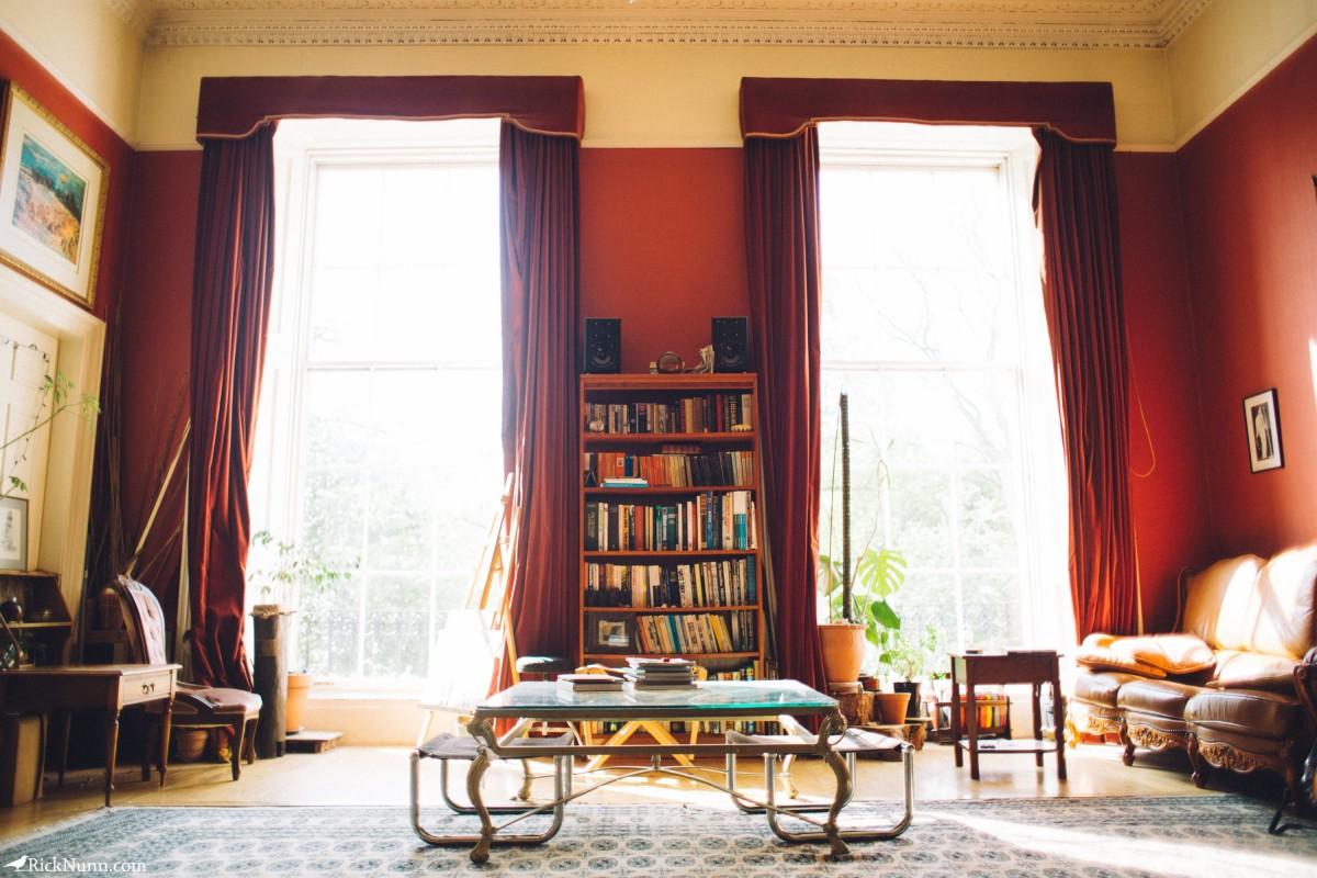 Edinburgh in May - 01-Apartment-02-RL4B6409 Photographed by Rick Nunn