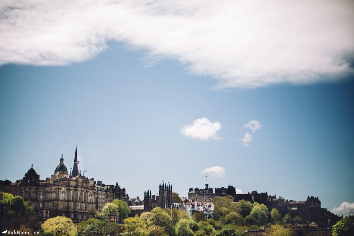 Edinburgh in May - 03-City-RL4B6820 Photographed by Rick Nunn