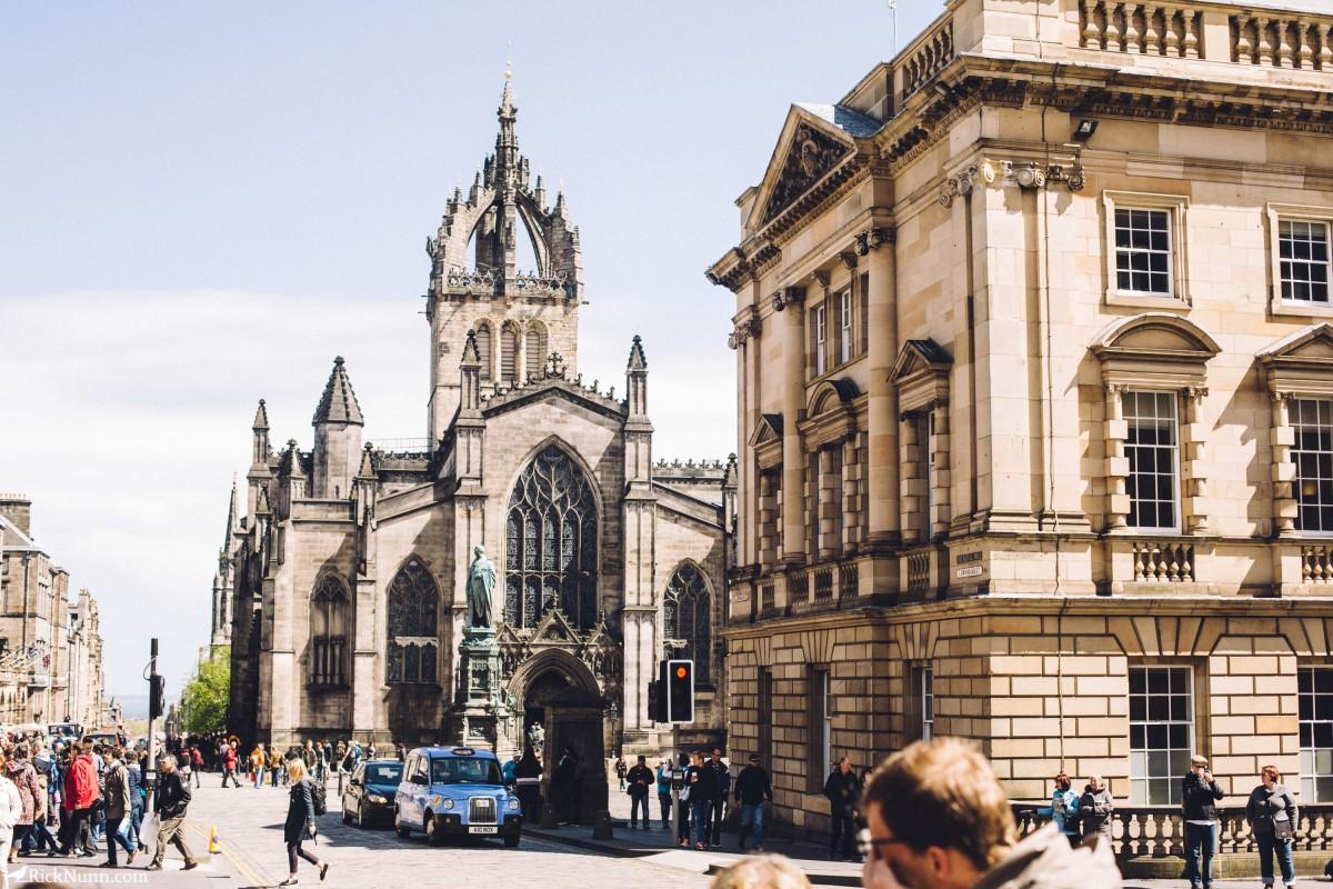 Edinburgh in May - 03-City-RL4B6833 Photographed by Rick Nunn