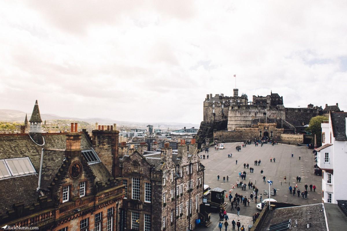 Edinburgh in May - 03-City-RL4B6856 Photographed by Rick Nunn