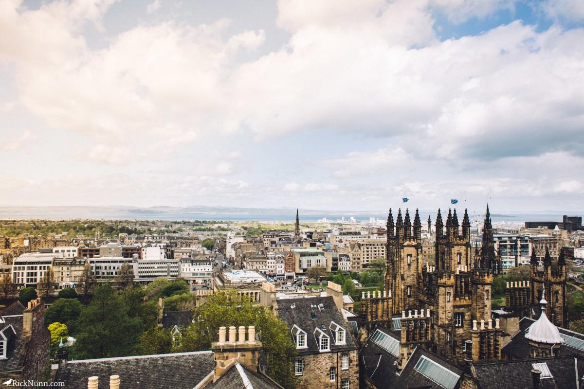 Edinburgh in May - 03-City-RL4B6857 Photographed by Rick Nunn
