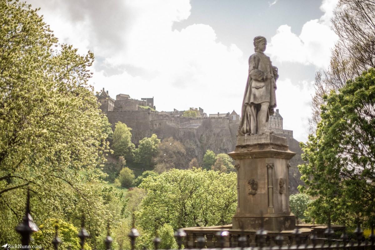 Edinburgh in May - 03-City-RL4B6924-2 Photographed by Rick Nunn