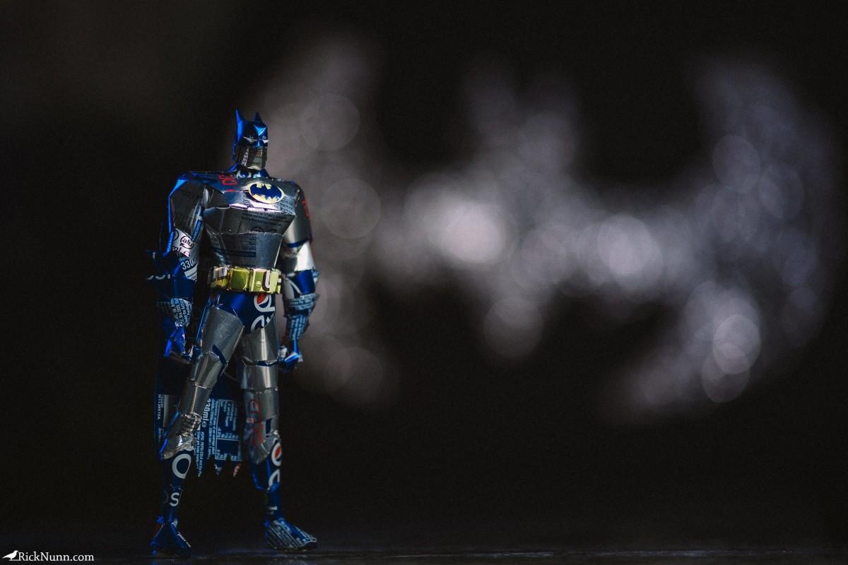 Batcan! - 01 Batcan Photographed by Rick Nunn