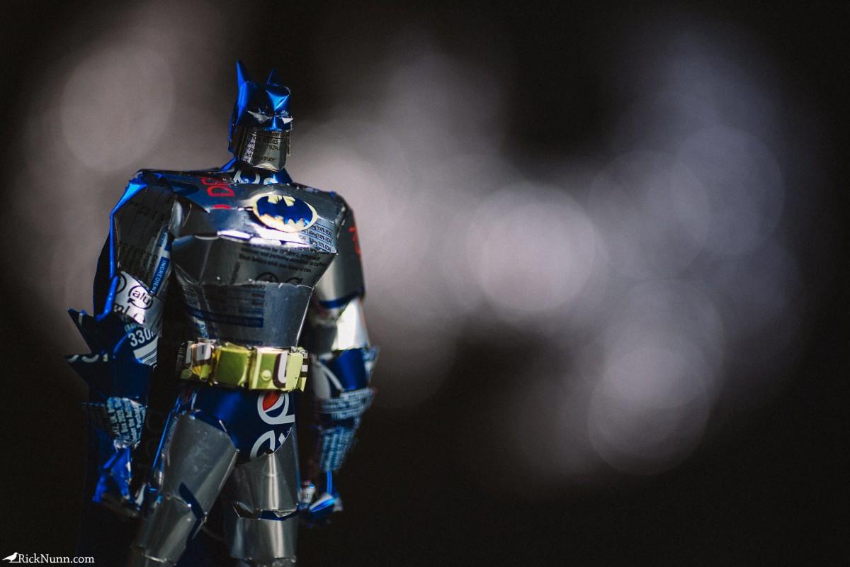 Batcan! - 02 Batcan - Close-Up Photographed by Rick Nunn