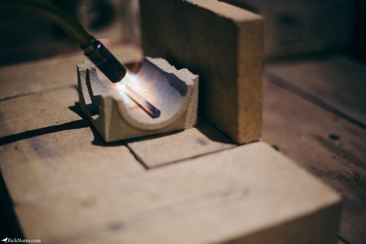 Honest Thomas — Mechanic turned Artisan Maker - Honest-Thomas-1 Photographed by Rick Nunn