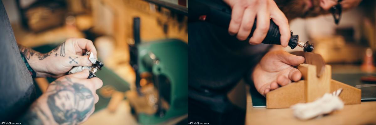 Honest Thomas — Mechanic turned Artisan Maker - Honest-Thomas-11 Photographed by Rick Nunn