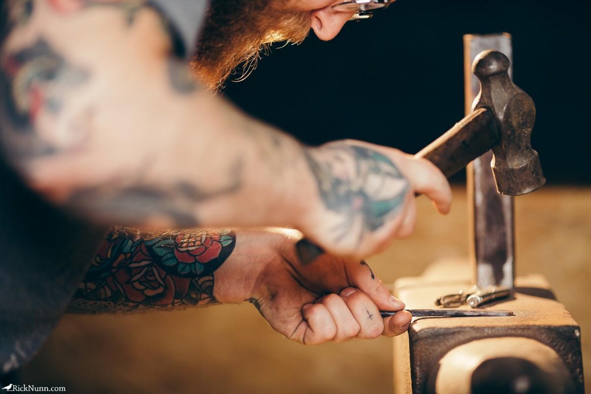 Honest Thomas — Mechanic turned Artisan Maker - Honest-Thomas-3 Photographed by Rick Nunn