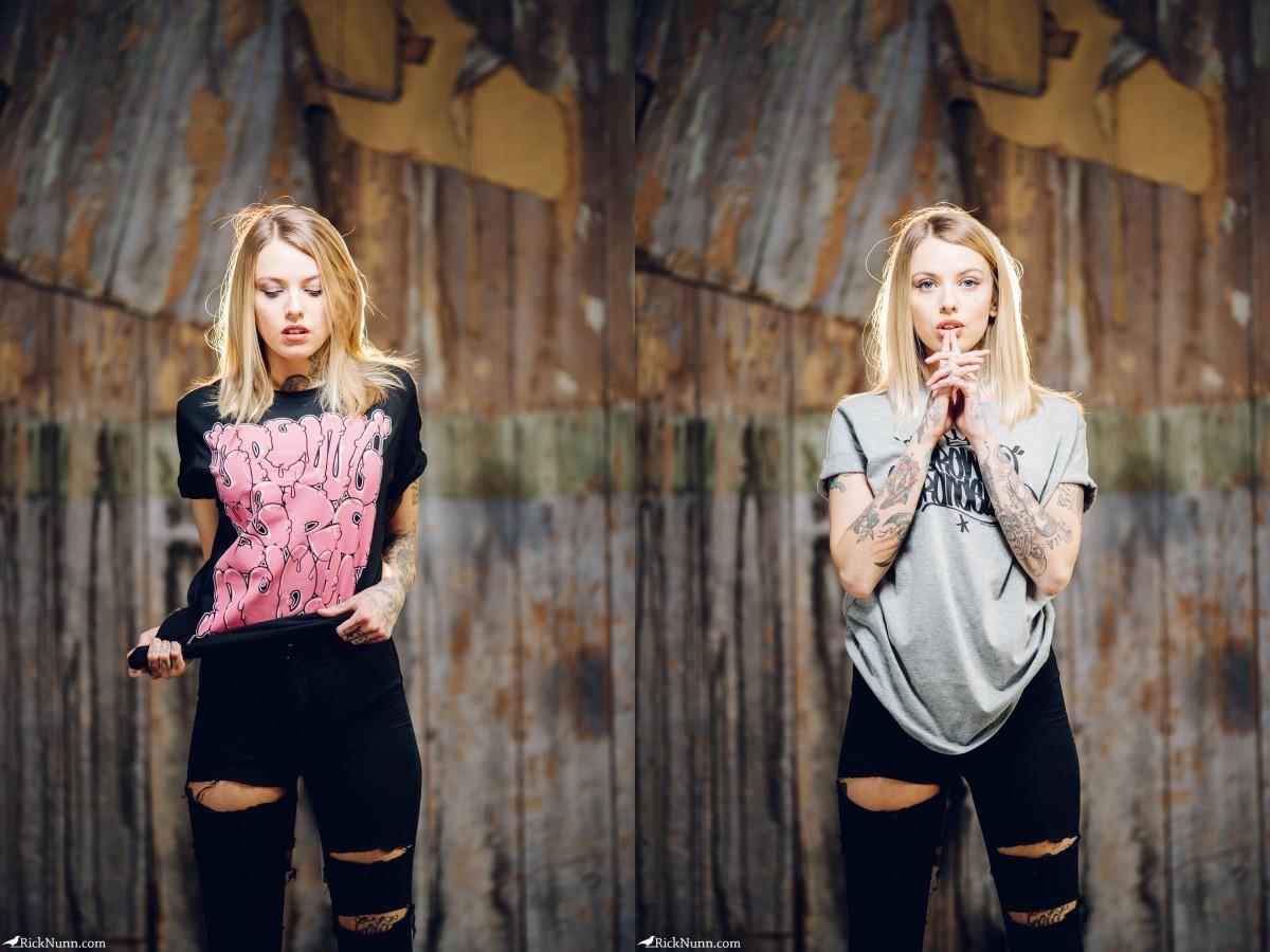 Growl & Grandeur — Summer 2015 Lookbook - RL4B7918 - Growl & Grandeur Summer 2015 Lookbook With Courtney Lloyd Photographed by Rick Nunn