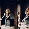 Growl & Grandeur — Summer 2015 Lookbook - RL4B8051 - Growl & Grandeur Summer 2015 Lookbook With Natasha Kalashnikova AK4790 Photographed by Rick Nunn
