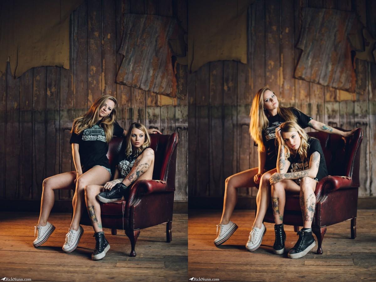 Growl & Grandeur — Summer 2015 Lookbook - RL4B8369 - Growl & Grandeur Summer 2015 Lookbook With Natasha Kalashnikova AK4790 And Courtney Lloyd Photographed by Rick Nunn