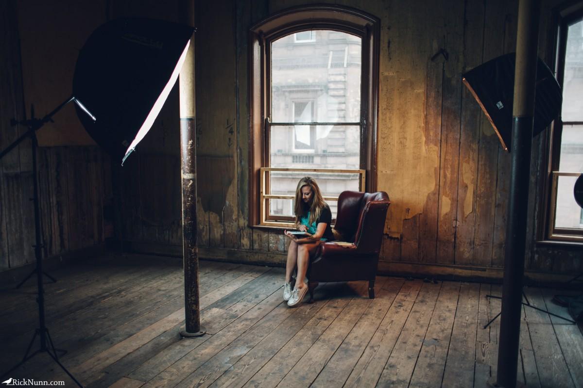 Growl & Grandeur — Summer 2015 Lookbook - RL4B8406 - Growl & Grandeur Summer 2015 Lookbook With Natasha Kalashnikova AK4790 Photographed by Rick Nunn