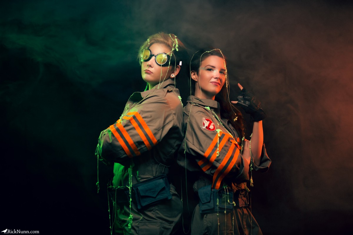 Ghostbusters Cosplay — Why Worry? - a-year-of-cosplay-2-of-12-ghostbusters-cosplay-4 Photographed by Rick Nunn