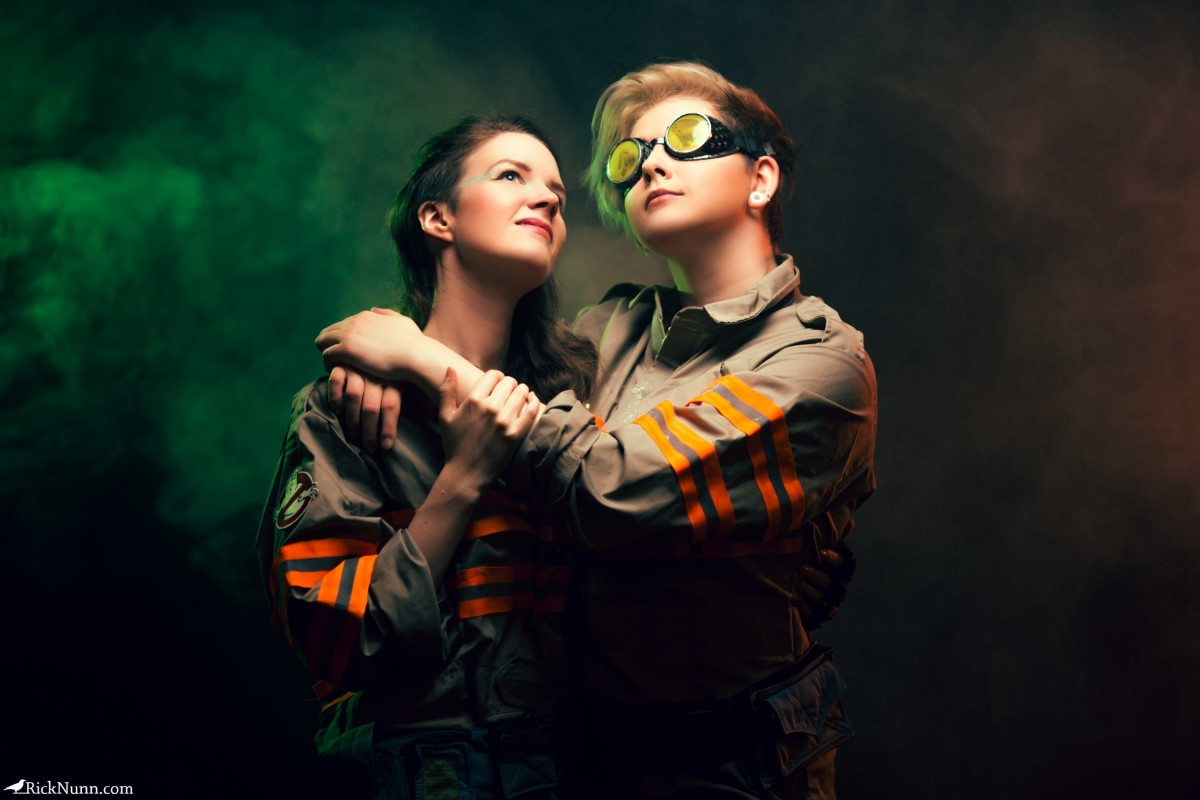 Ghostbusters Cosplay — Why Worry? - a-year-of-cosplay-2-of-12-ghostbusters-cosplay-5 Photographed by Rick Nunn