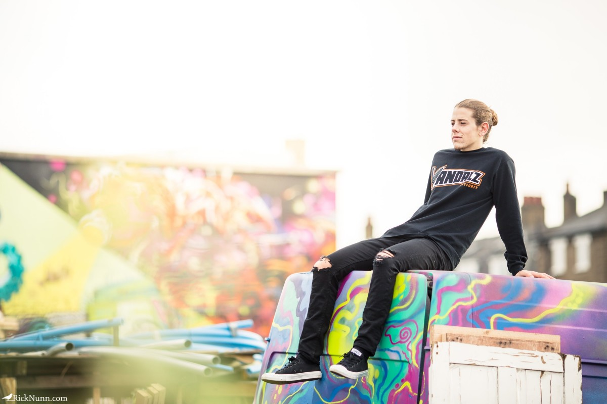 AnyForty Vandalz Capsule Collection Lookbook — Autumn 2016 - anyforty-vandalz-capsule-collection-13 Photographed by Rick Nunn