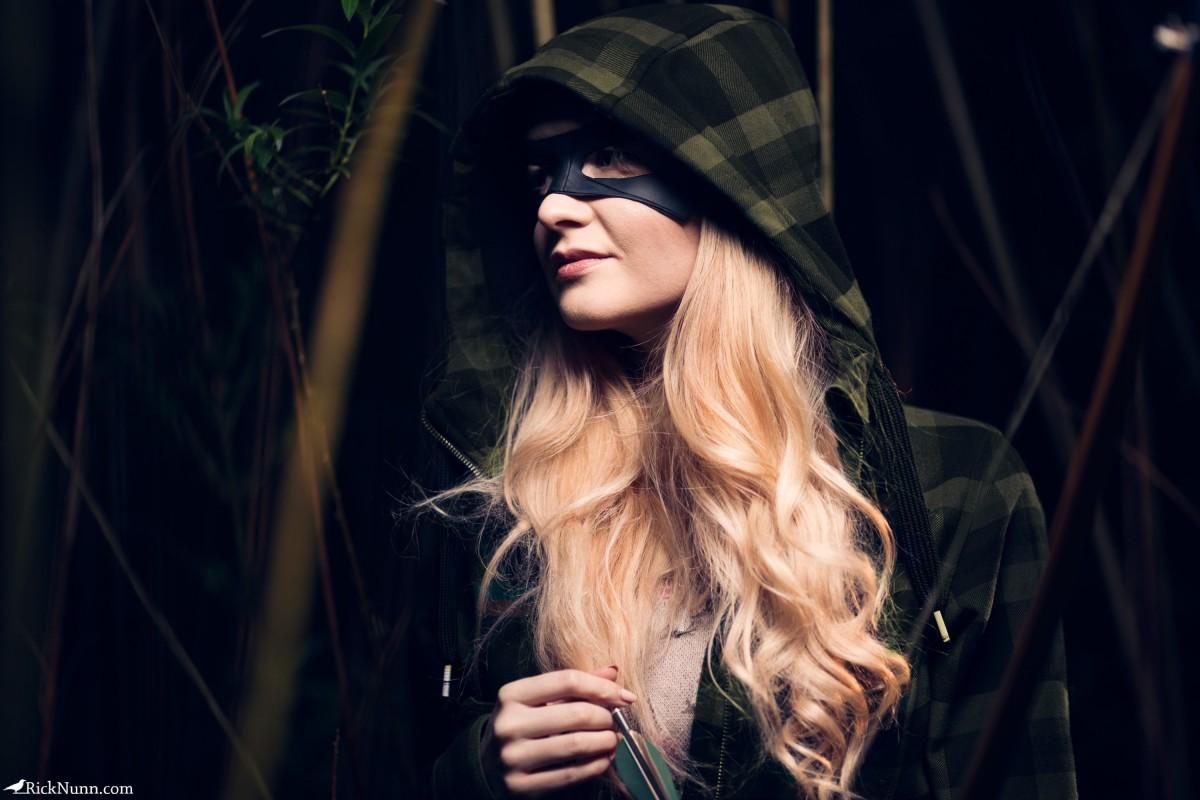 Green Arrow Cosplay — Dishonor - Green Arrow Cosplay 6 Photographed by Rick Nunn