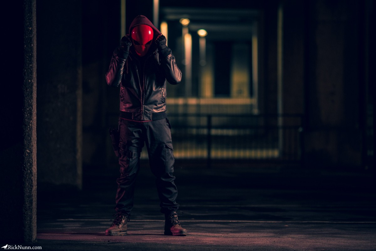 Red Hood Cosplay — You Lose - Red Hood Cosplay 1 Photographed by Rick Nunn