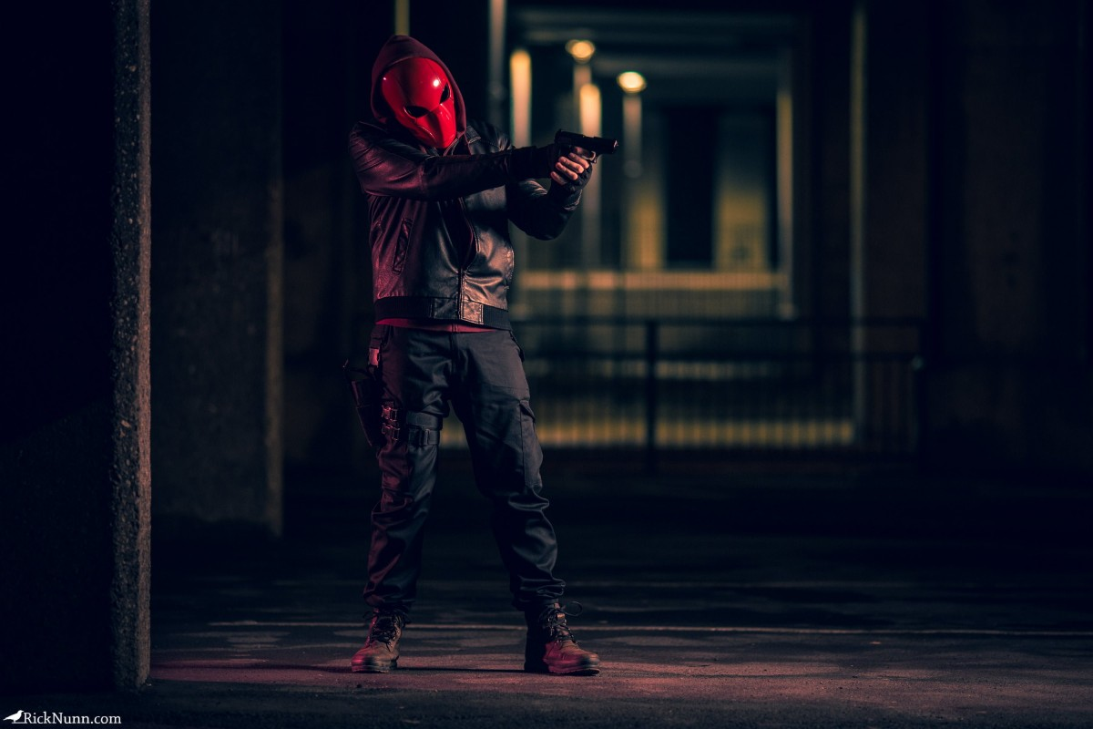 Red Hood Cosplay — You Lose - Red Hood Cosplay 2 Photographed by Rick Nunn