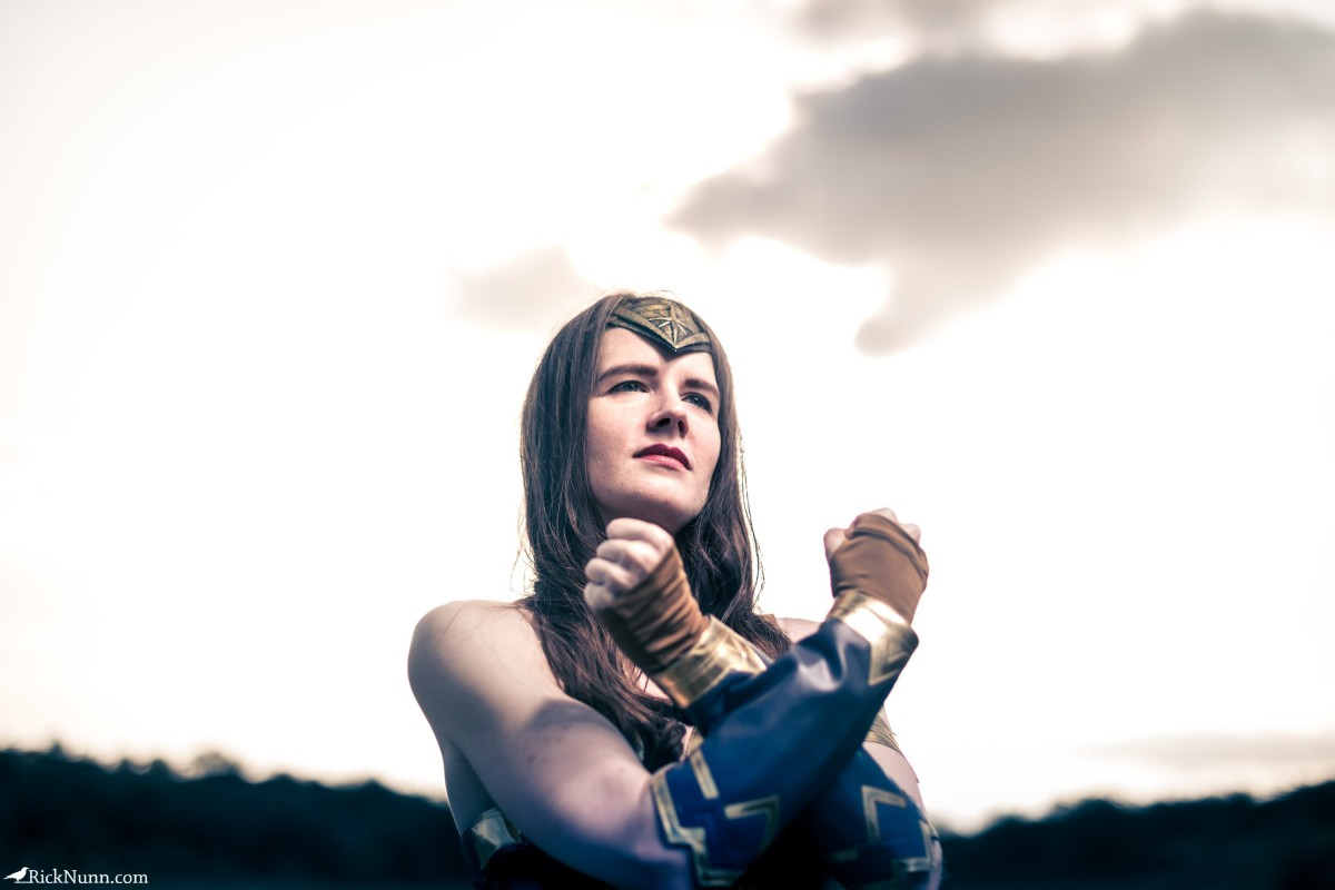 Wonder Woman Cosplay — I Will Fight - Wonder Woman Cosplay 8 Photographed by Rick Nunn