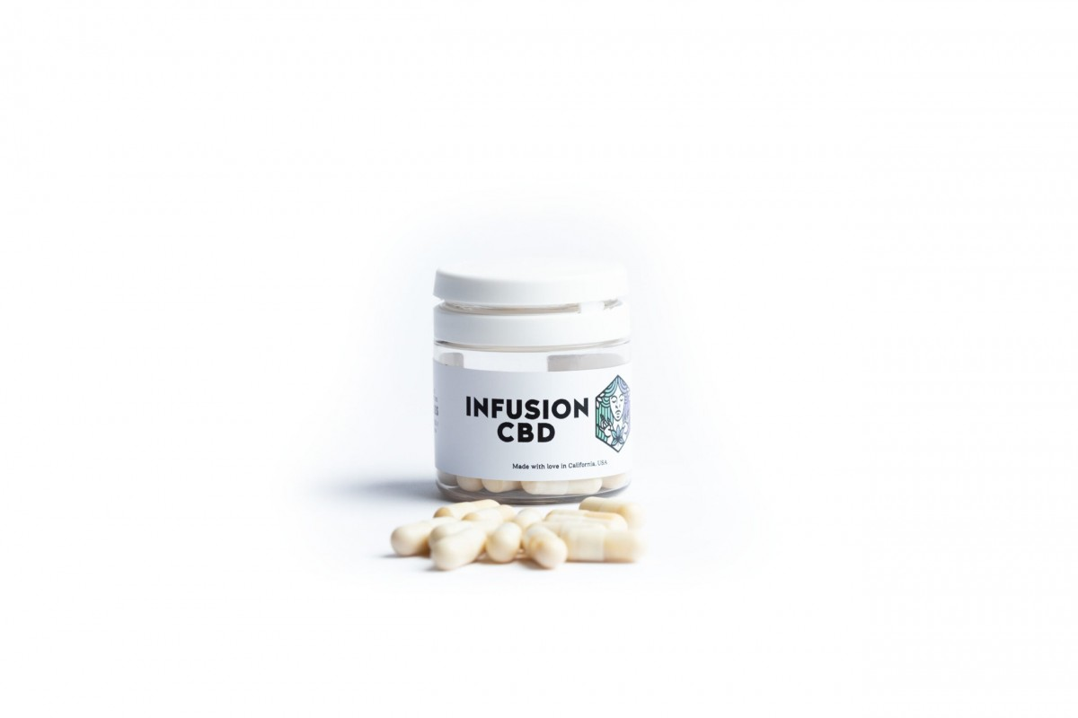 Infusion CBD Product Photography - Infusion Studio 4 Photographed by Rick Nunn