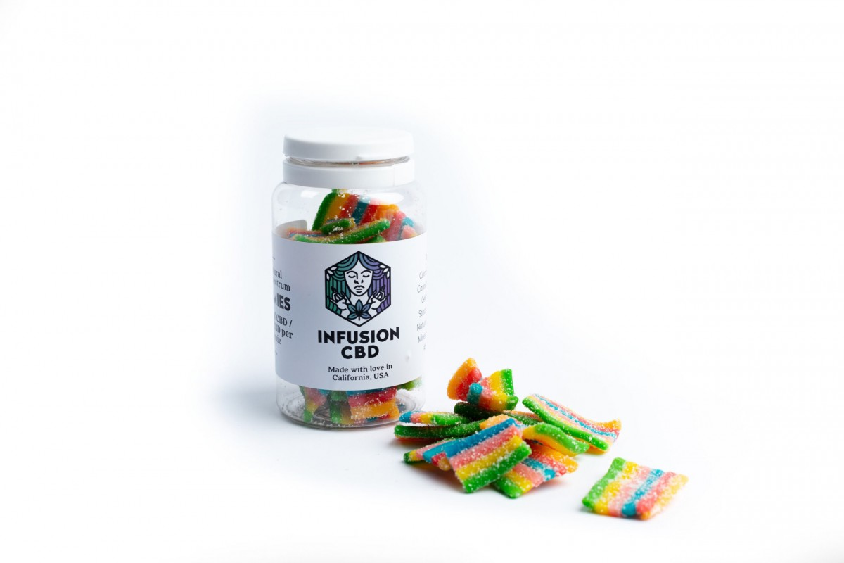 Infusion CBD Product Photography - Infusion Studio 5 Photographed by Rick Nunn