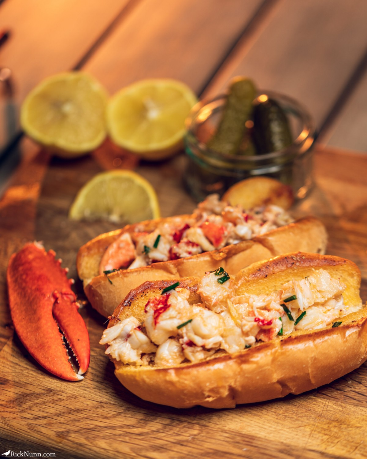Connecticut Hot Lobster Roll - Connecticut Hot Lobster Roll 06 Photographed by Rick Nunn